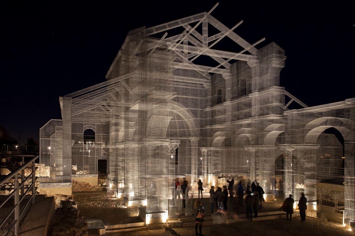 11-basilica-di-siponto-edoardo-tresoldi