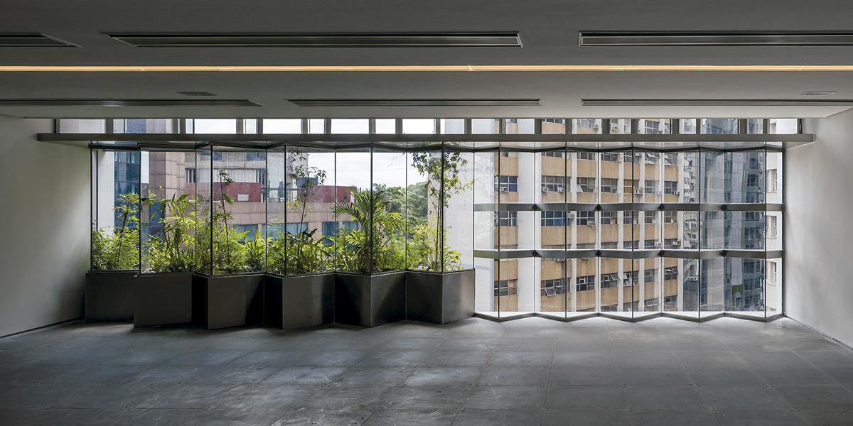 Edificio RB12 en Río de Janeiro