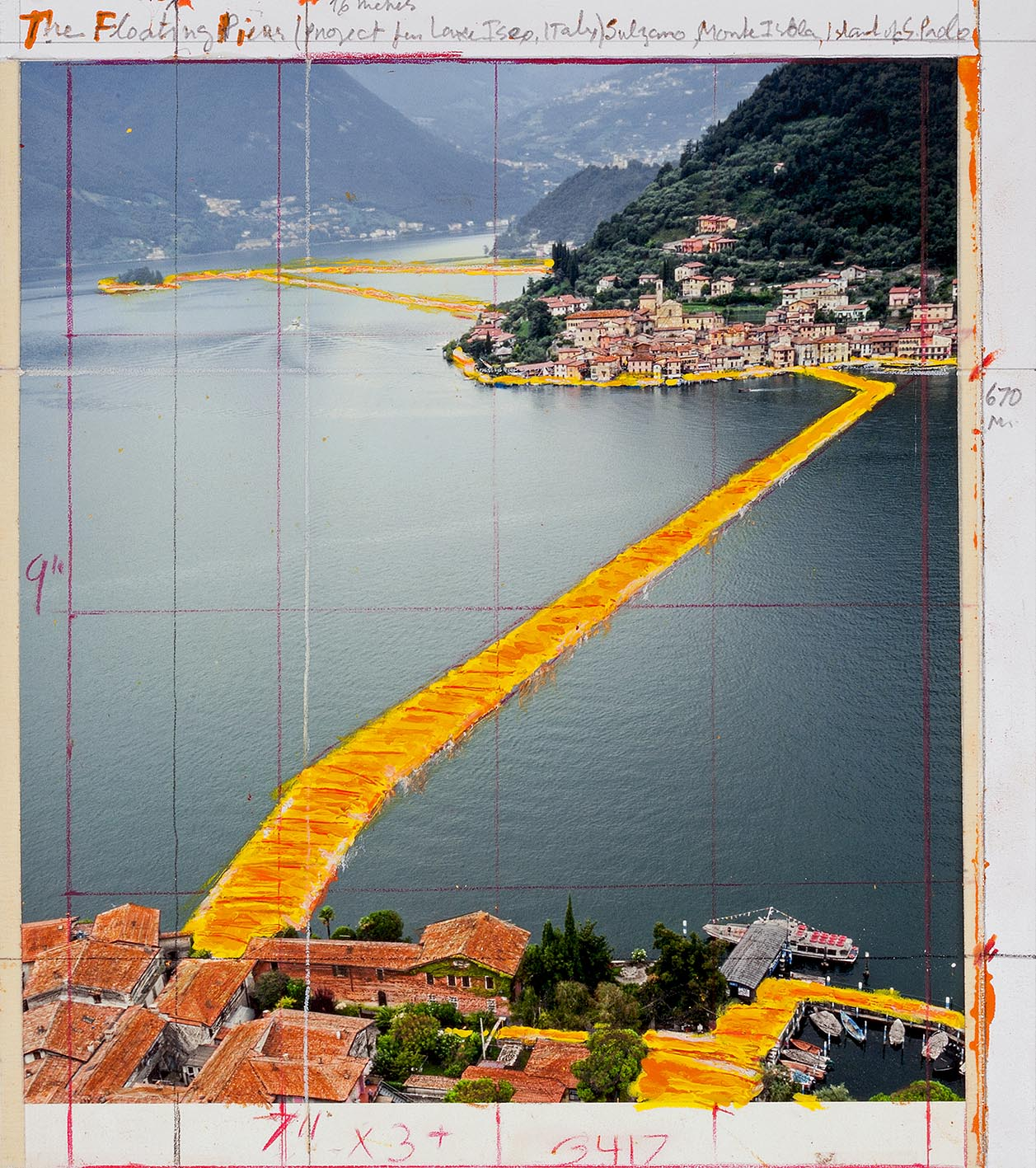 The Floating Piers 2