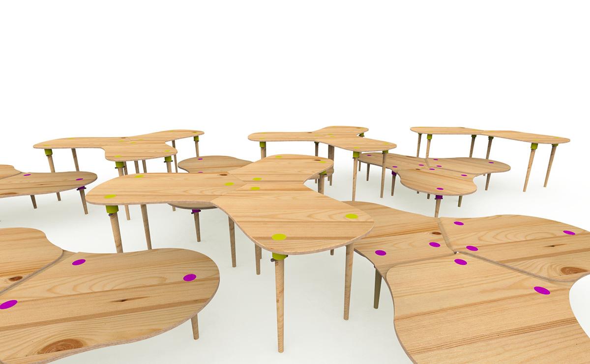 Ambientes Semana De La Madera Concurso De Dise O # Muebles Tomas Irribarra