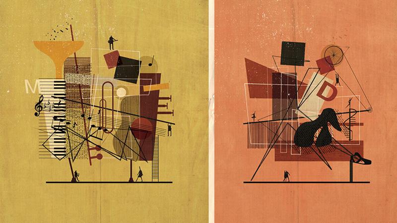 Art_Itecture por Federico Babina