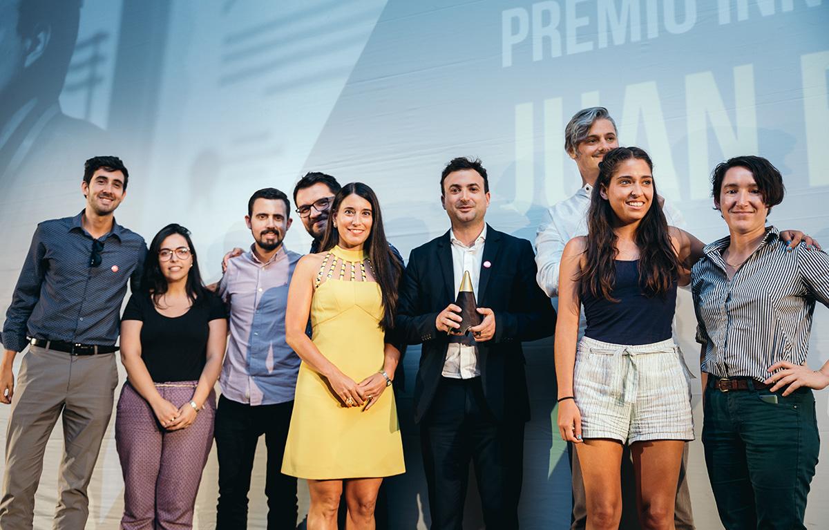 Premio Innovación en Diseño Laboratorio de Gobierno