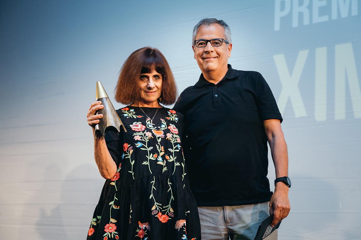 Premio a la Trayectoria Ximena Ulibarri