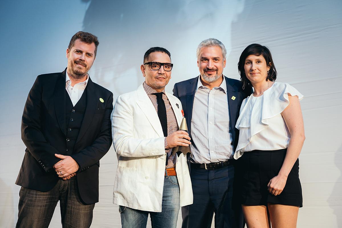 Premio impacto al diseño Nacional Área de Diseño Consejo Nacional de la Cultura y las Artes (CNCA)