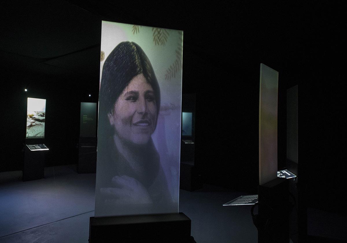 Categoría: Museografía y Exhibiciones Ganador: Rostros del Norte Grande Diseñador: Rodrigo Tisi