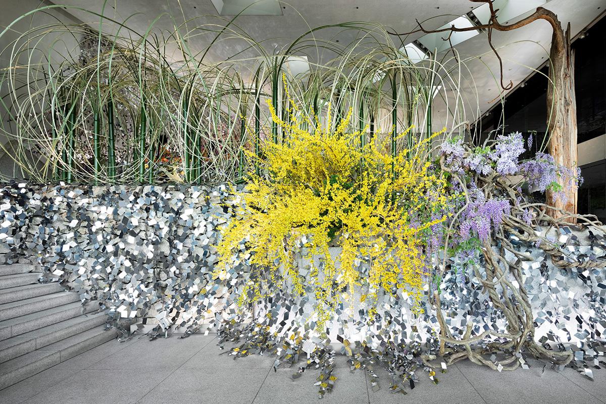 11-kaleidoscopic-ivy-sogetsu-ikebanka-nendo