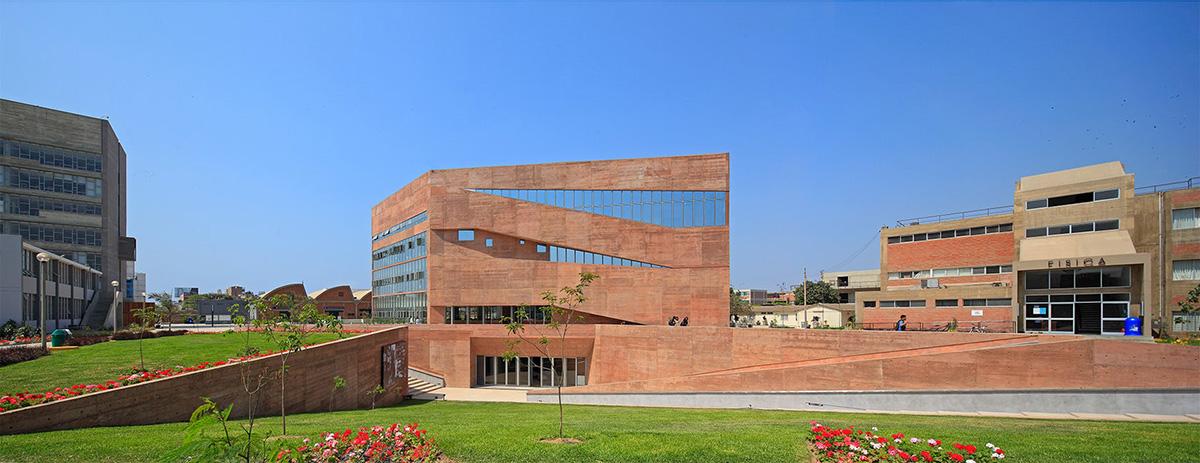 Ambientes biblioteca de ciencias ingenier a y for Biblioteca arquitectura