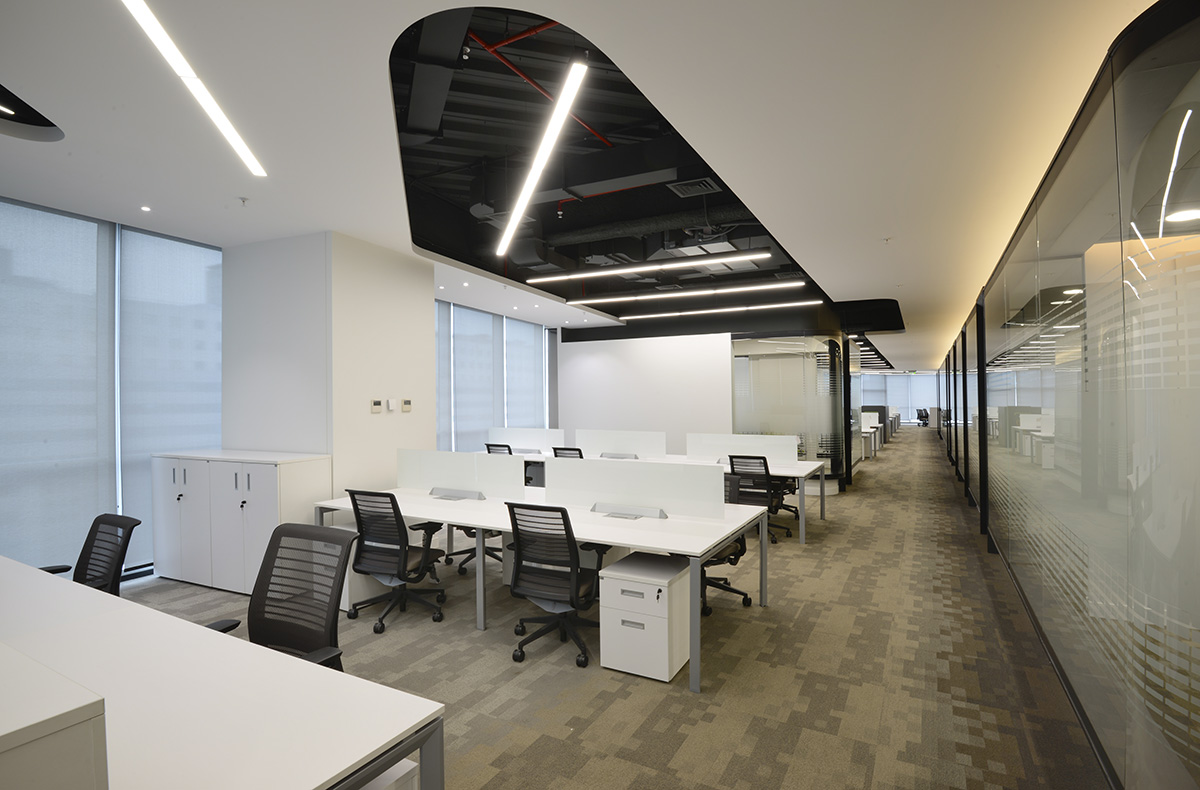 AMBIENTES | Oficinas Liberty Seguros por Workplaces