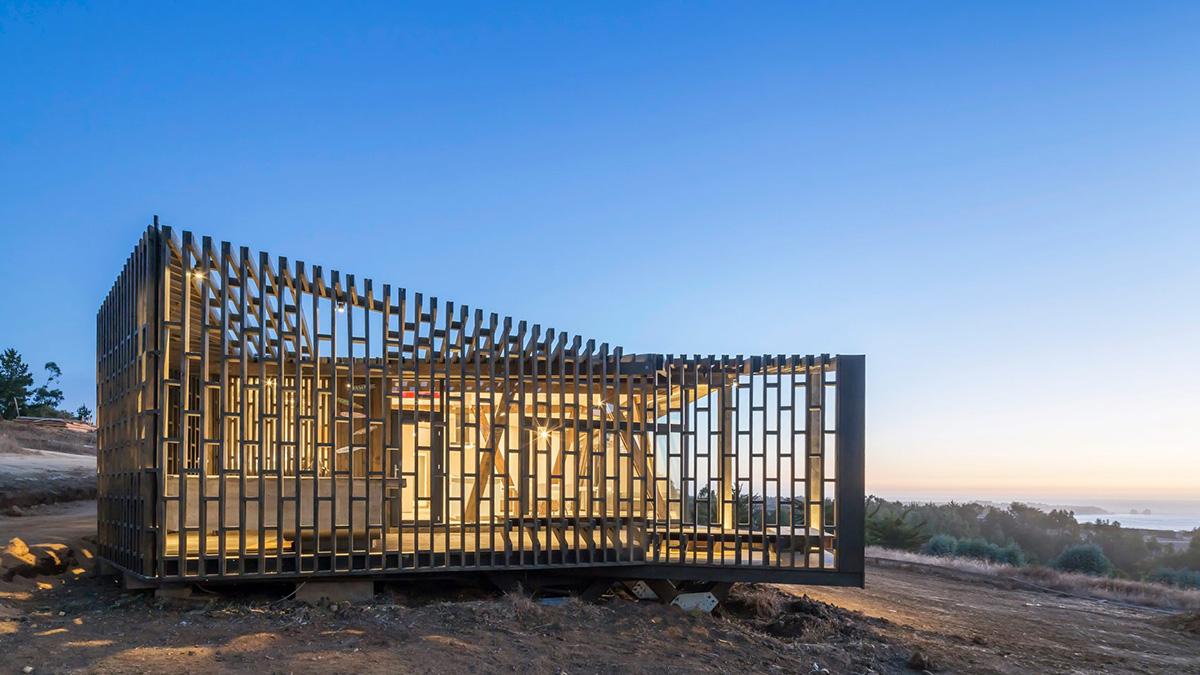 Ambientes Arquitectura Chilena Casa Casi Cubo Por Land