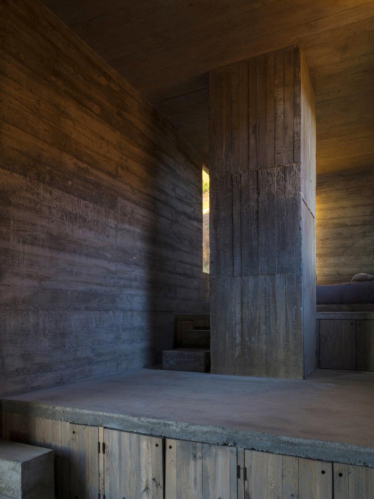 Casa Loba por Pezo von Ellrichshausen