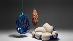 Philippe Lacombe y Marcel Wanders
