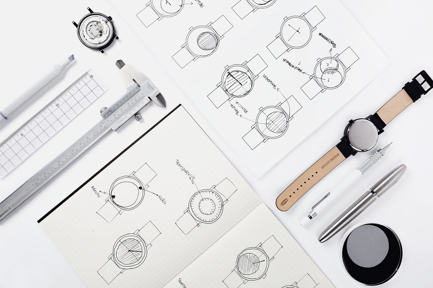 Tangency por Joel Escalona Project Watches