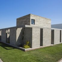 Casa Bogavante por Riofrio Arquitectos