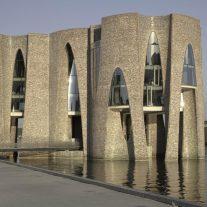 Fjordenhus por Studio Olafur Eliasson