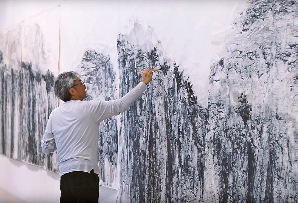 Hiroshi-Senju-retrato