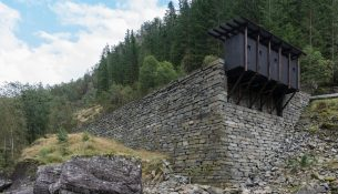 Allmannajuvet, National Tourist Route Ryfylke.  Architect: Atelier Peter Zumthor & Partner.   ©Photography: Per Berntsen