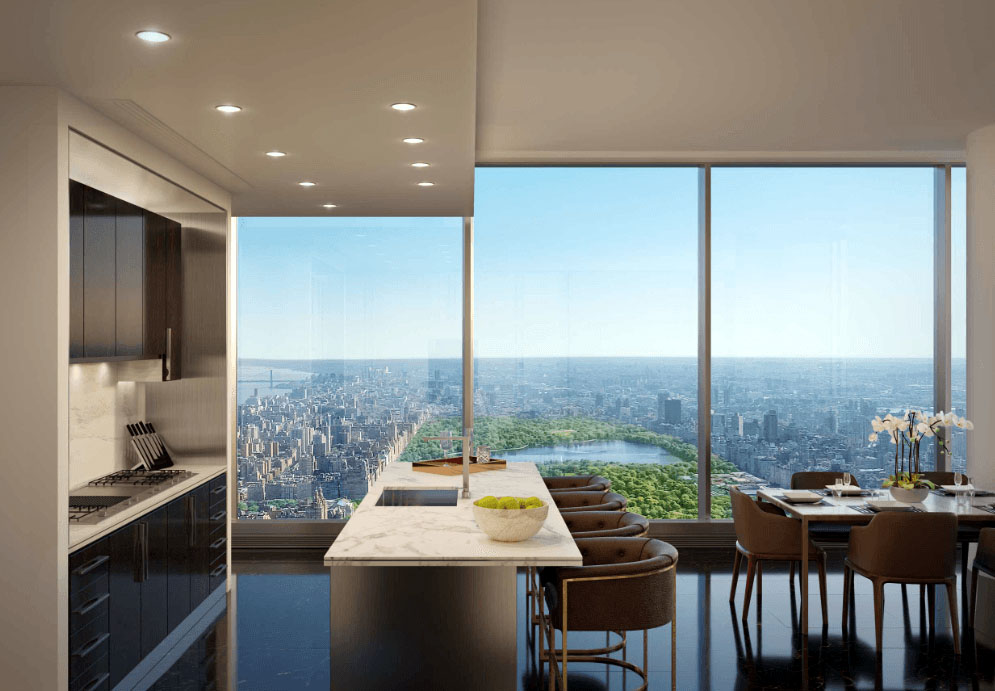 Central-Park-Tower-kitche-