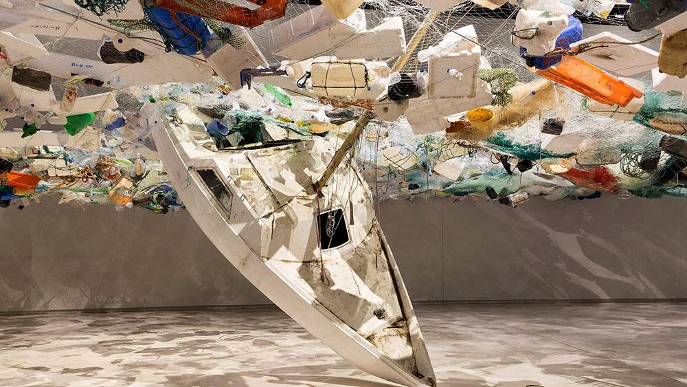 Over Flow por Tadashi Kawamata