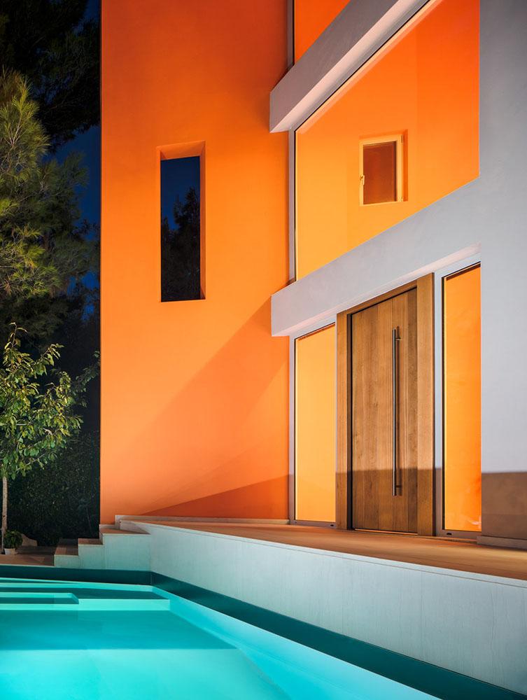 Single family house in Attica, Greece, by Kipseli Architects