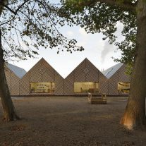 ECOLE DE PERTHES, TRAKCS ARCHITECTES