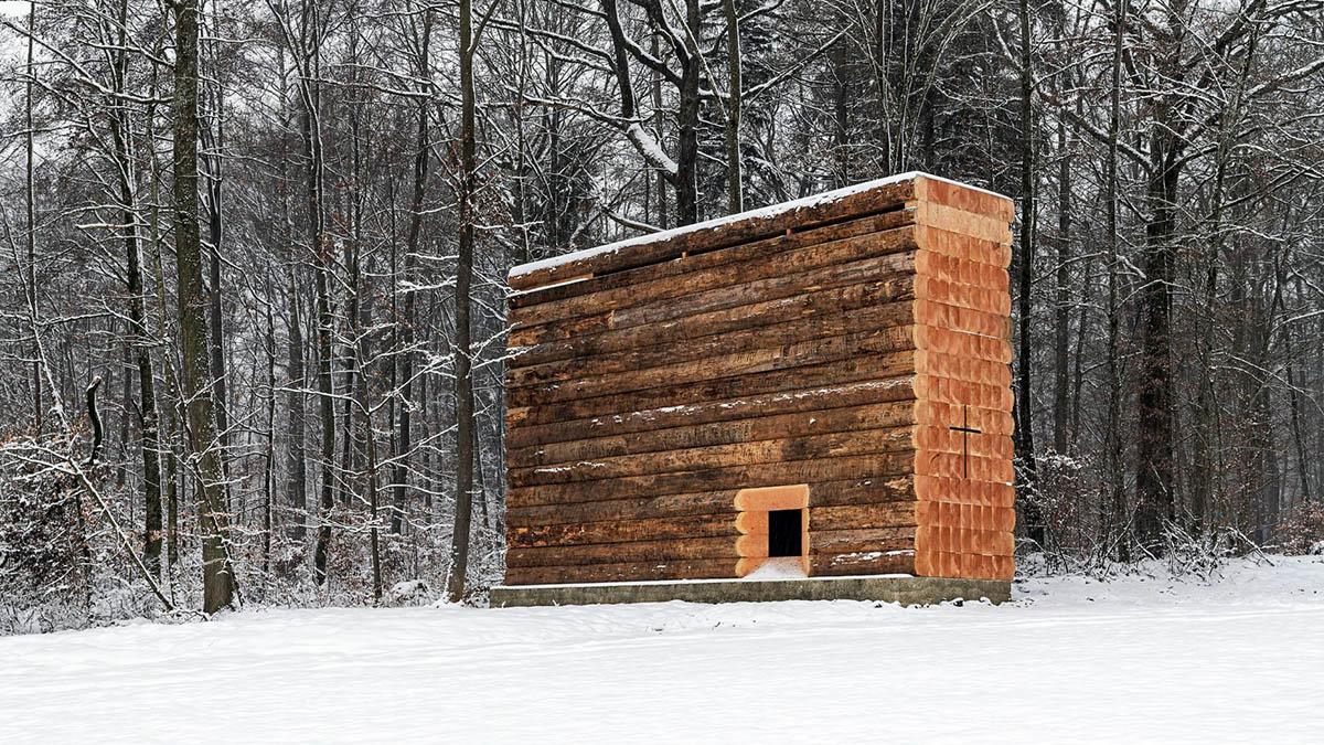 wooden-chapel-john-pawson-Felix-Friedmann-01