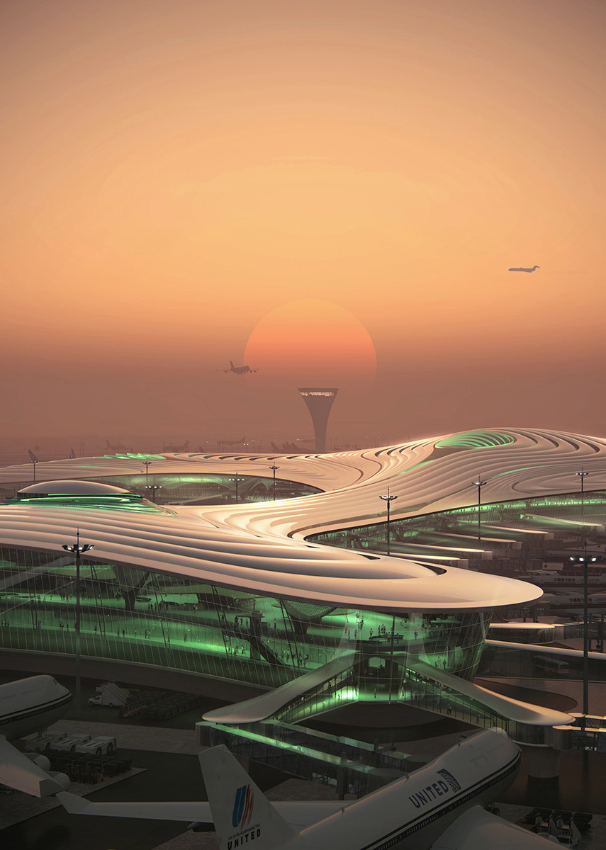 Harbin-Airport-T3-MAD-Architects-03