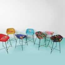 SELETTI-wears-TOILETPAPER_Stool