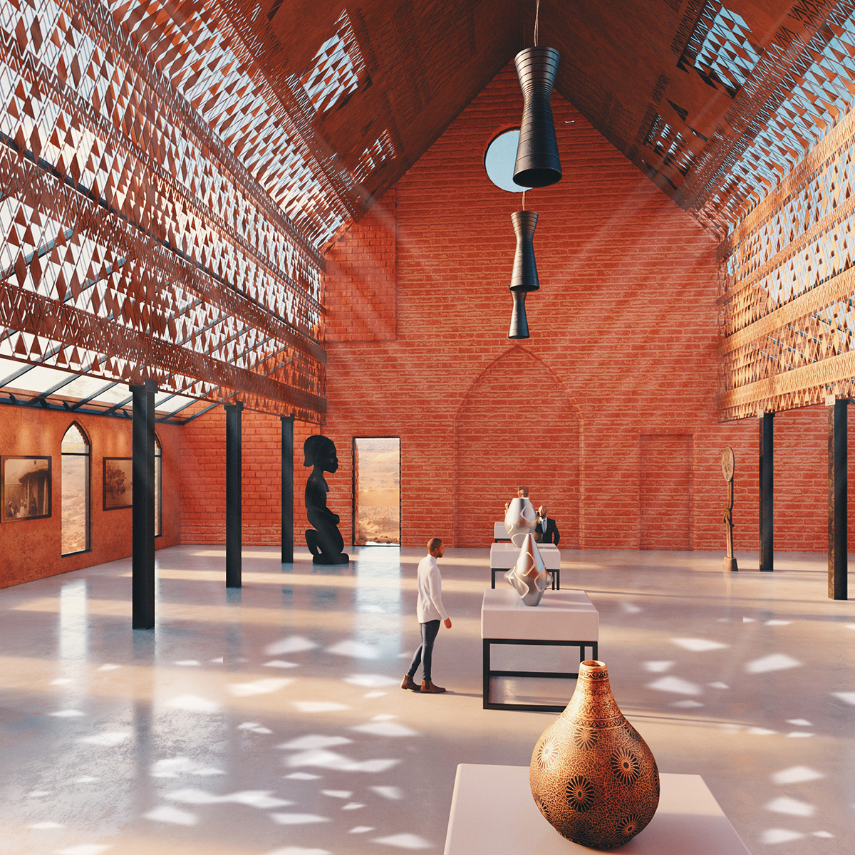 old-palapye-museum-beullah-serema-3