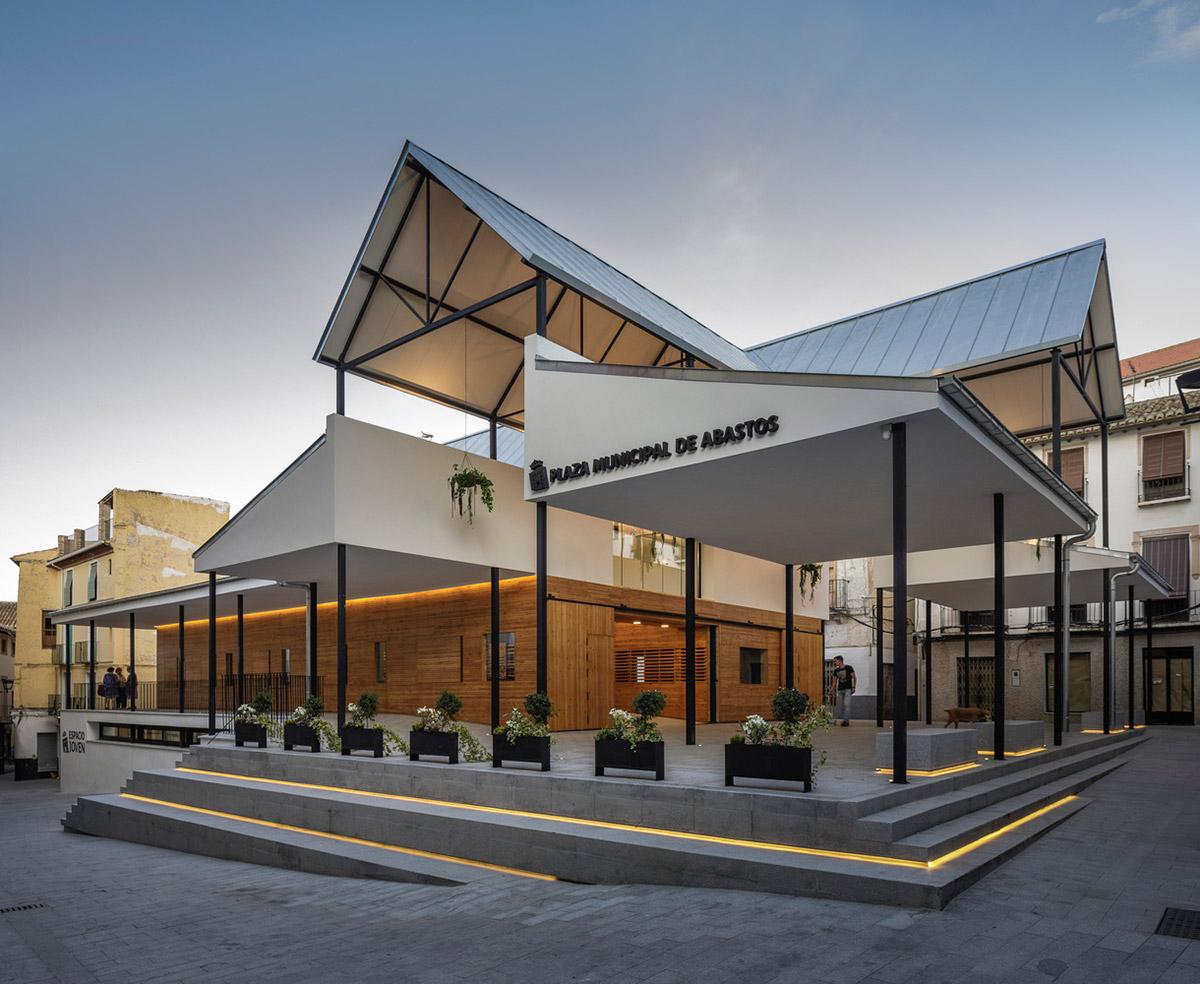 Mercado-Municipal-Baza-Acrono-Arquitectura-Blanca-Esteras-Serrano-05