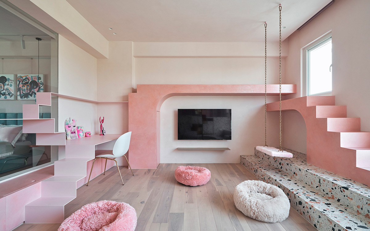 Cats-Pink-House-KC-Design-Studio-Hey-Cheese-01