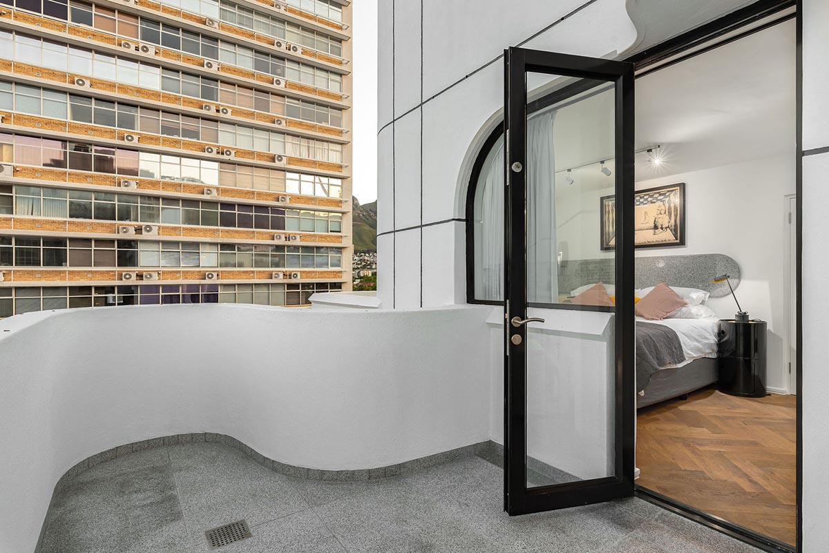 Cape Town CBD Accommodation - 801 Tuynhuys