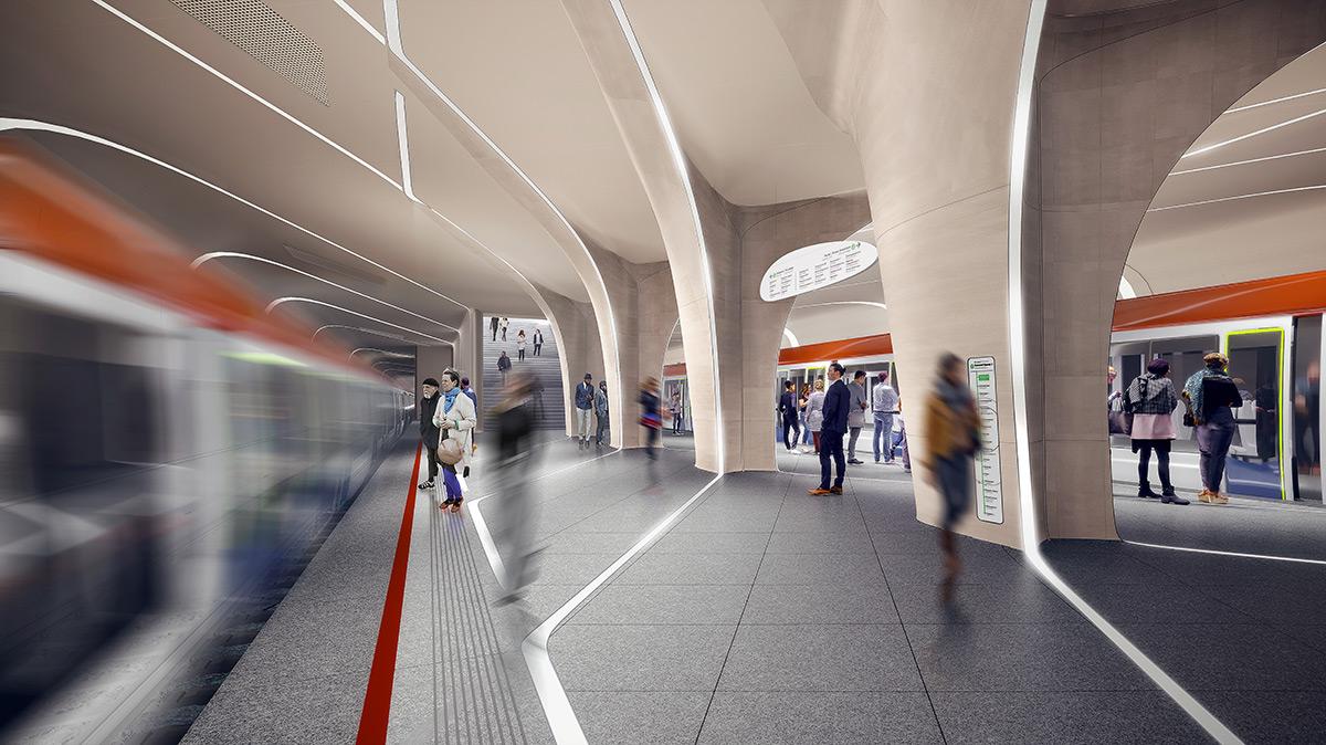 ZHA_Moscow-Metro-Station_PlatformLevel