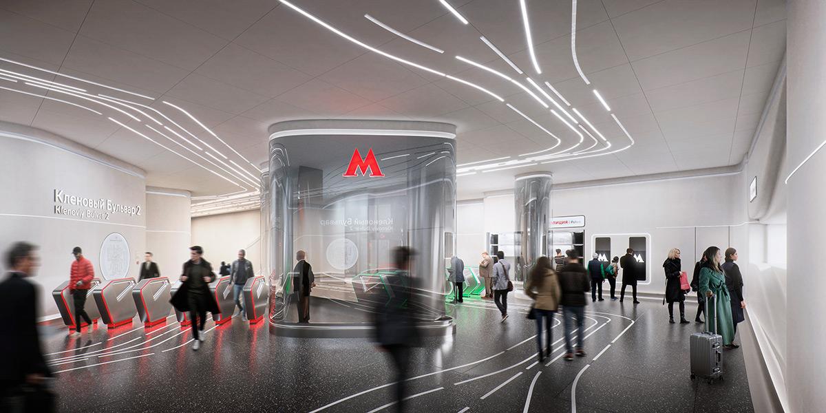 ZHA_Moscow-Metro-Station_TicketingEntrance