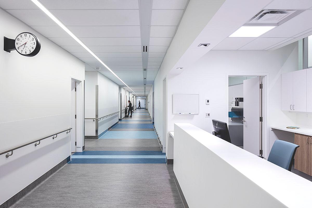 Chinook Regional Hospital - Perkins+Will / KRA / Group2 / Stuart Olson