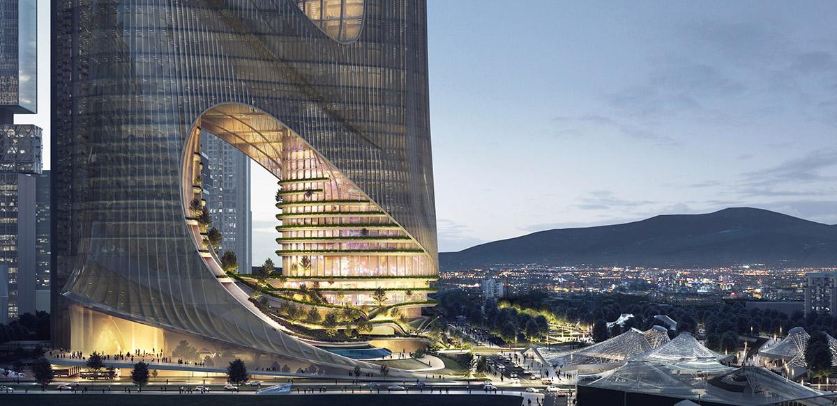 02_ZHA_ Shenzhen Tower C