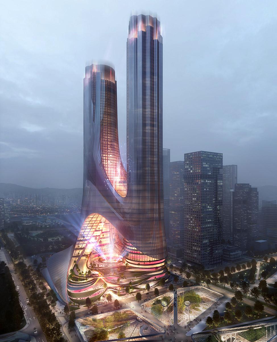 04_ZHA_ Shenzhen Tower C