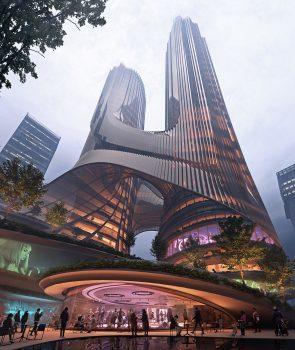 05_ZHA_ Shenzhen Tower C