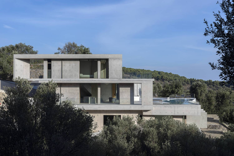 Private House in Kratigos- b-group 2