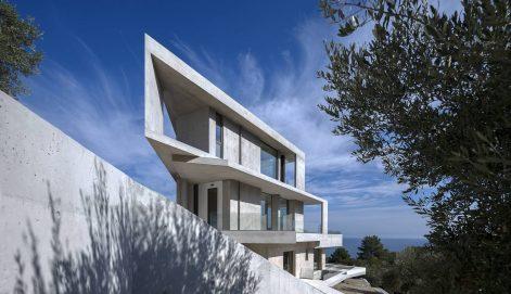 Private House in Kratigos- b-group