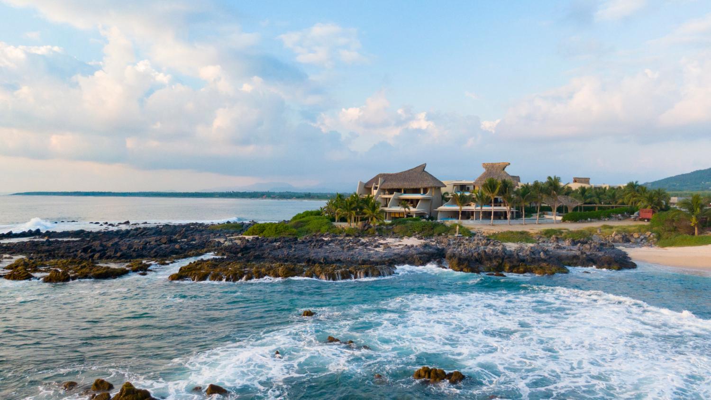 Punta Majahua-Zozaya arquitectos