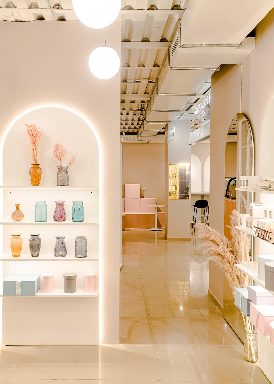 ARKA Flower Shop Maly Krasota Design 04