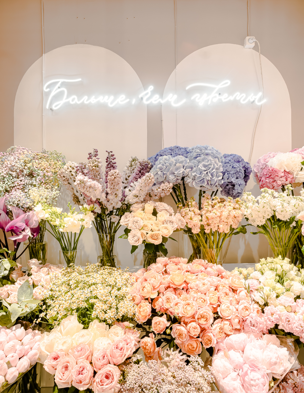 ARKA Flower Shop Maly Krasota Design 05