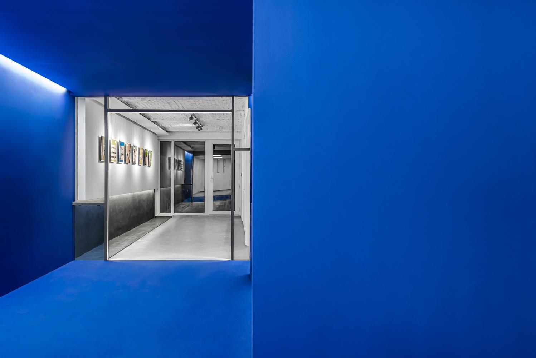 Blue Cube por Darkefaza 02