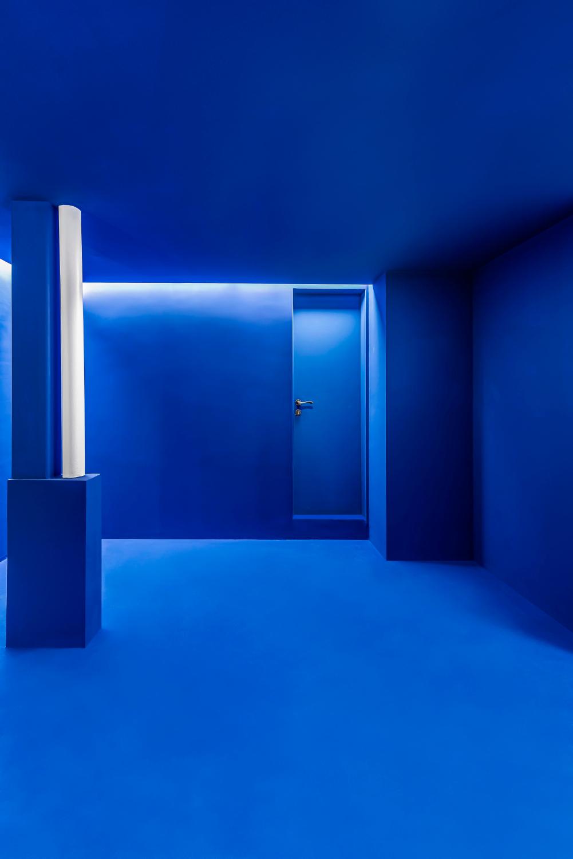 Blue Cube por Darkefaza 03