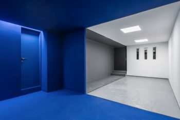 Blue Cube por Darkefaza 08