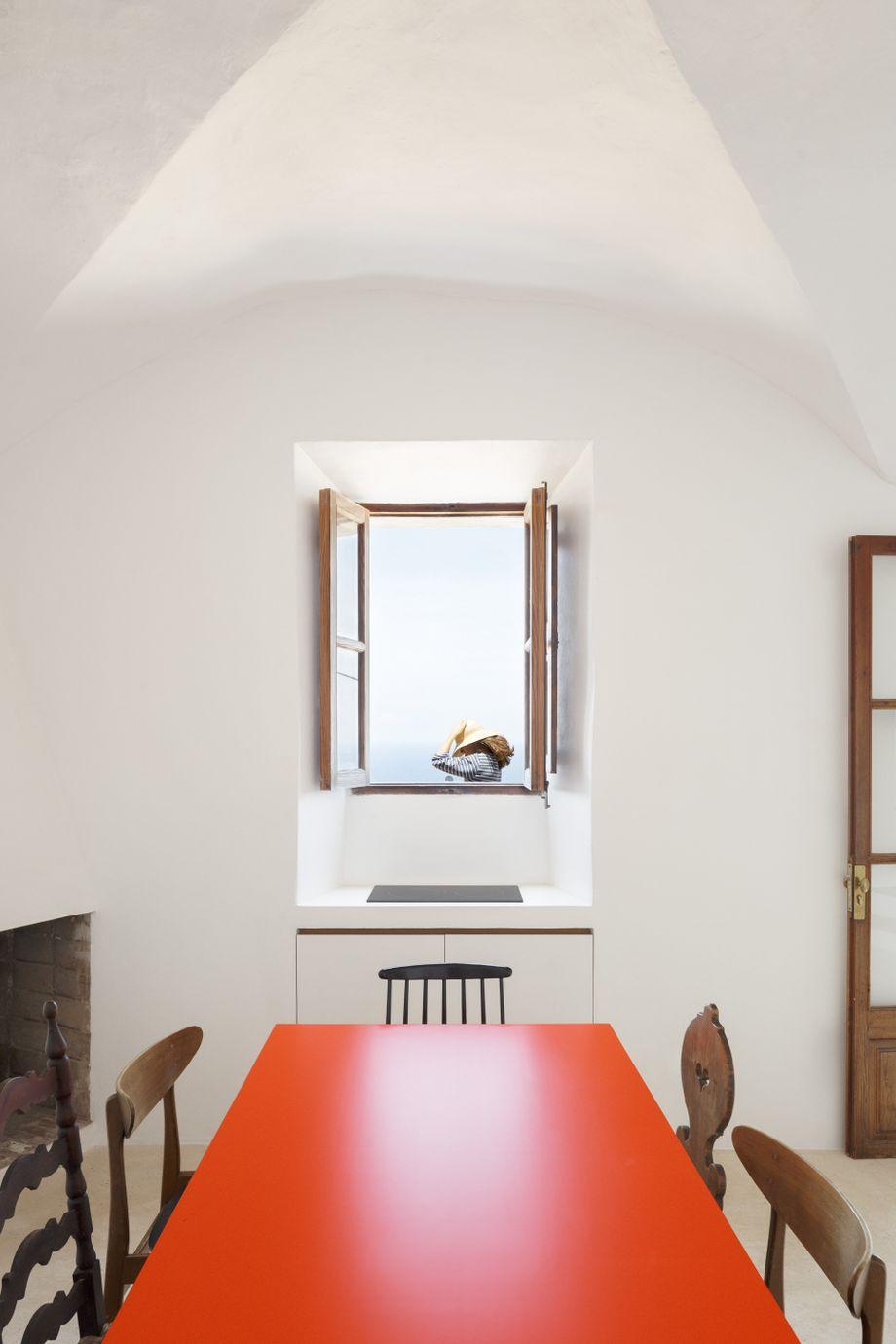 Stil/ Buch/ Kitchen Living