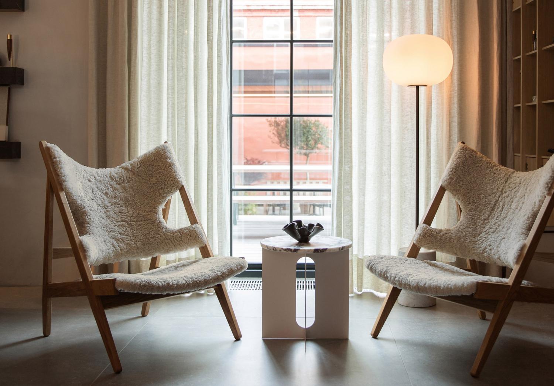 Knitting lounge chair Ib Kofod-Larsen 02