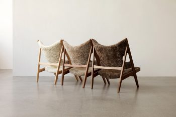 Knitting lounge chair Ib Kofod-Larsen 06