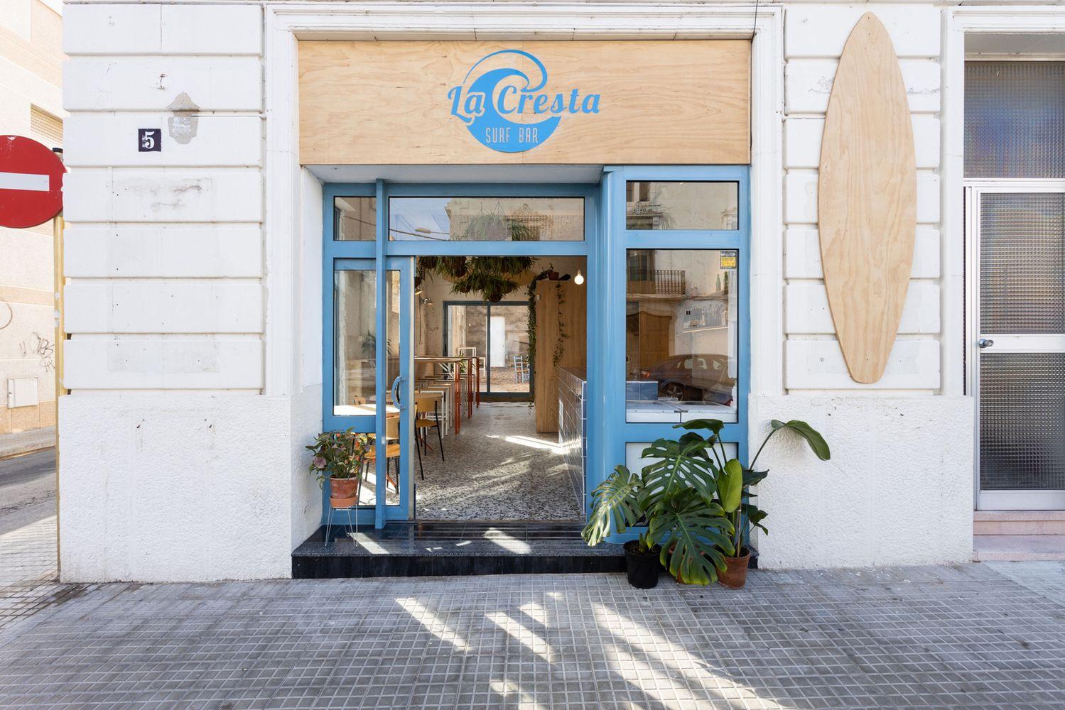 La Cresta Surf Bar Arjub Studio 01