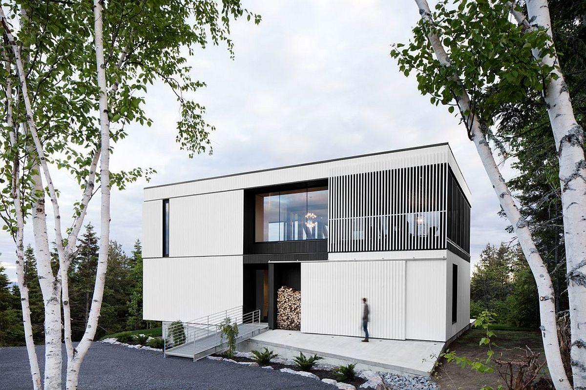 Le Chalet Blanche ACDF Architecture 02